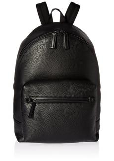 HUGO by Hugo Boss Men's Victorian Leather Backpack