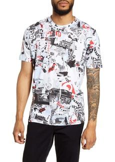 Hugo Boss HUGO Dallpaper Graphic T-Shirt