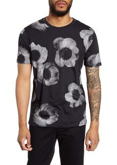 Hugo Boss HUGO Danemone Floral Print T-Shirt
