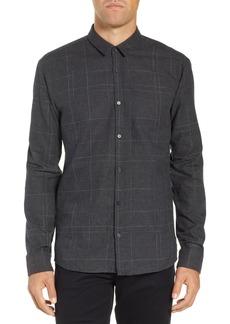 Hugo Boss HUGO Ero Extra Slim Flannel Shirt