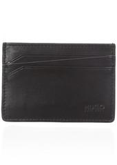 HUGO Hugo Boss Men's Subway 4 Cc Card Holder black