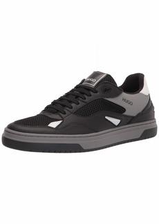 Hugo Boss HUGO Men's Contemporary Low Top Leather Sneaker