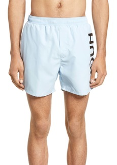 Hugo Boss HUGO Saba Print Swim Trunks