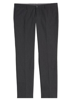 Hugo Boss BOSS Stanino Flat Front Corduroy Stretch Cotton Trousers