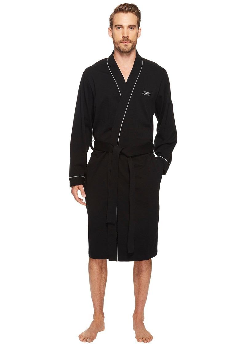 Hugo Boss Innovation 1 Cotton Kimono Robe