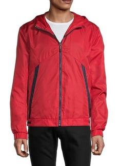 Hugo Boss J Warwick Reversible Windbreaker Jacket