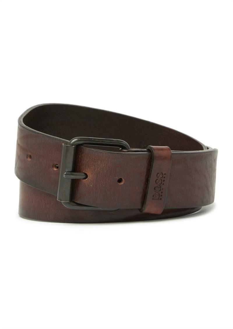 Hugo Boss Jesse Leather Belt