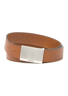 Hugo Boss Joel Leather Statement Belt