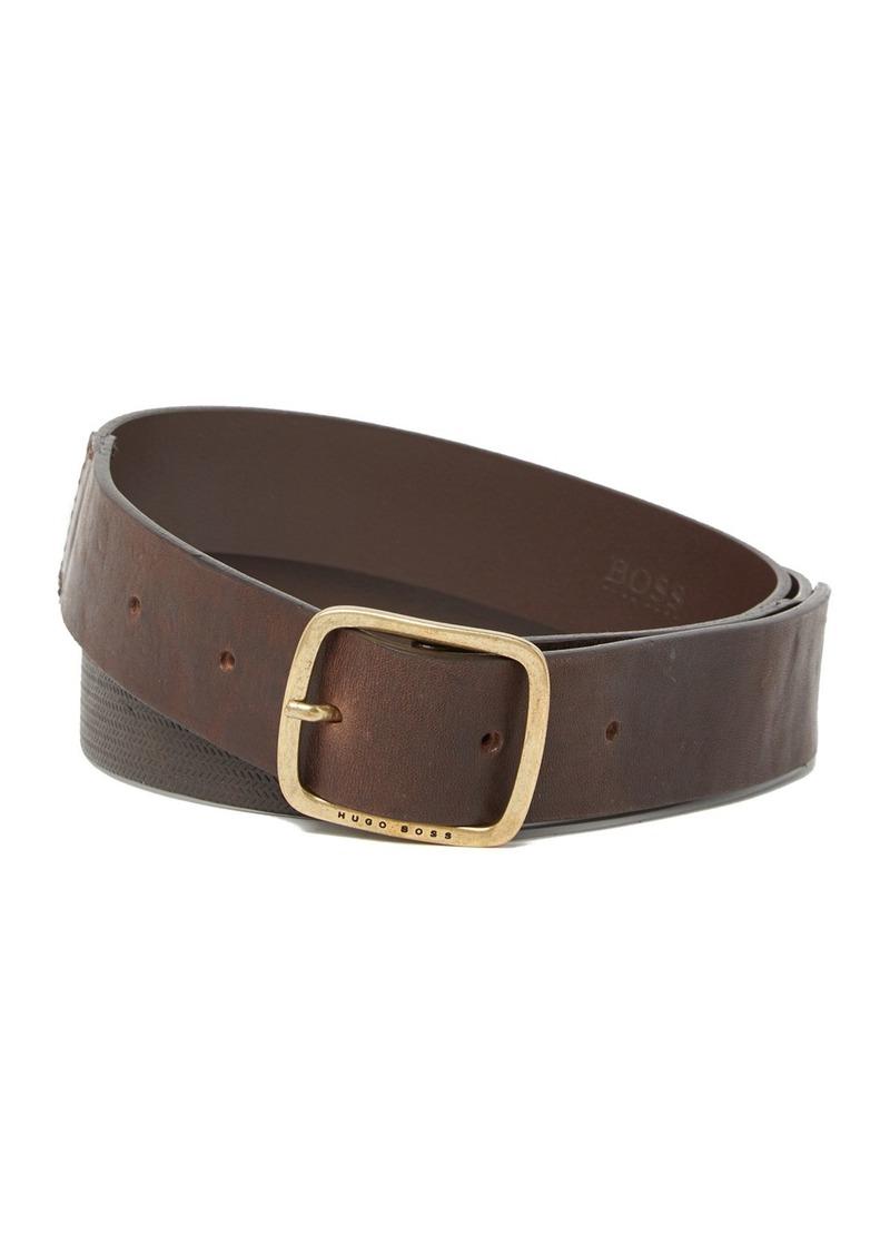 Hugo Boss Johan Leather Belt