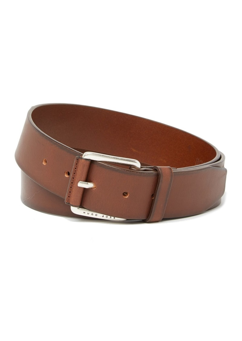 Hugo Boss Josua Leather Belt