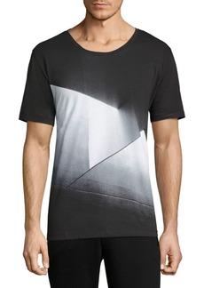 Hugo Boss K-Dicino Abstract Printed T-Shirt