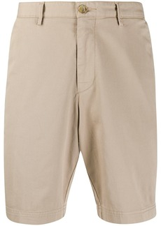 Hugo Boss knee-high bermuda shorts
