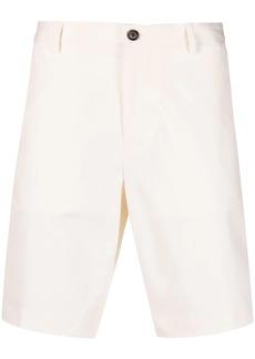 Hugo Boss knee-length mid-rise shorts