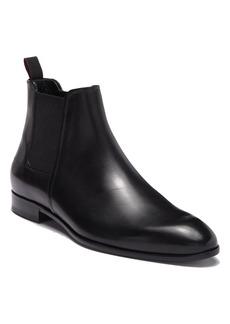 Hugo Boss Leather Chelsea Boot
