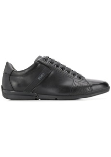Hugo Boss leather low-top sneakers