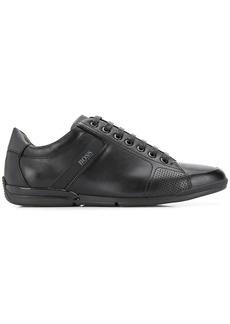 Hugo Boss leather low-top sneakers