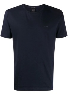 0c1dd431 Hugo Boss BOSS Tessler Slim Fit Palm Print T-Shirt | T Shirts
