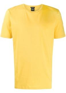 Hugo Boss Lecco logo print T-shirt
