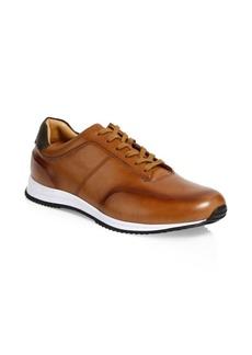 Hugo Boss Legacy Leather Sneakers