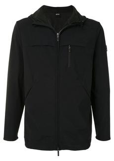 Hugo Boss light hooded jacket