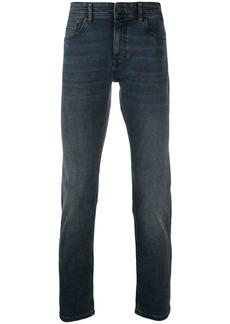 Hugo Boss light-wash slim fit jeans