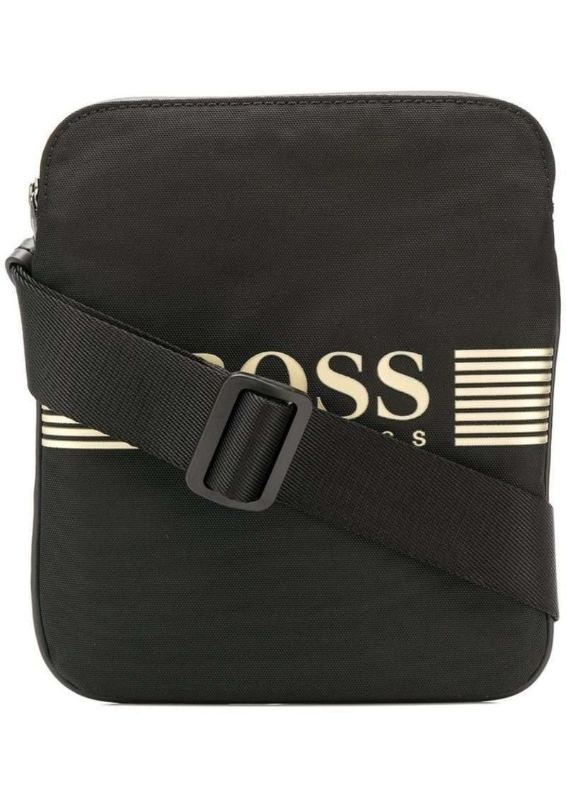 75e8703f11 Hugo Boss logo-appliquéd crossbody bag | Bags