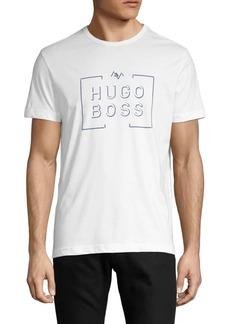 Hugo Boss Logo Cotton Tee