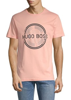 Hugo Boss Logo Cotton Tee
