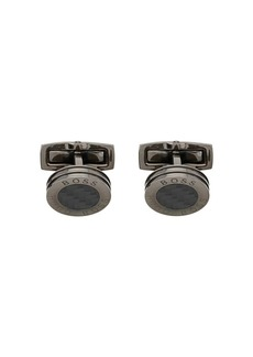 Hugo Boss logo cufflinks