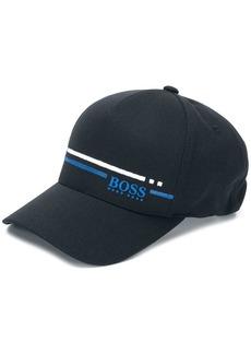 Hugo Boss logo embroidered baseball cap