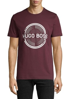 Hugo Boss Logo Graphic T-Shirt