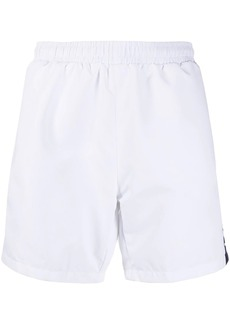 Hugo Boss logo print swimming shorts