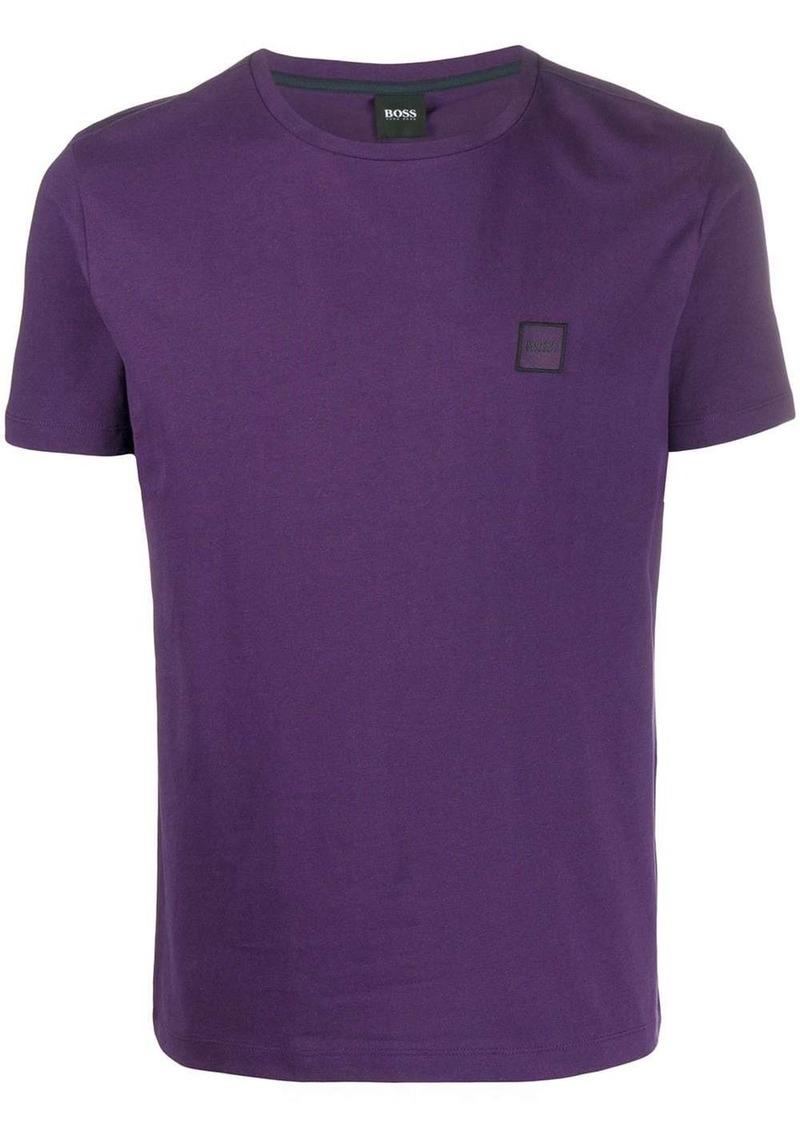 Hugo Boss logo short-sleeve T-shirt