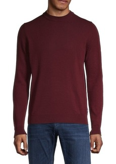 Hugo Boss Long-Sleeve Wool Sweater