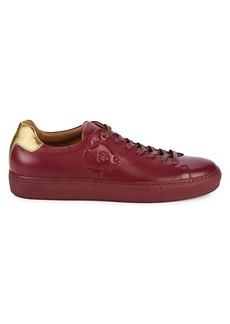 Hugo Boss Low-Top Leather Sneakers