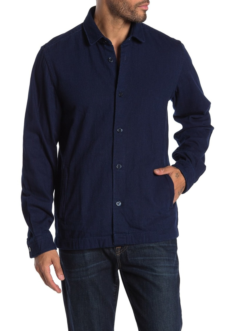 Hugo Boss Loyd Regular Fit Shirt Jacket
