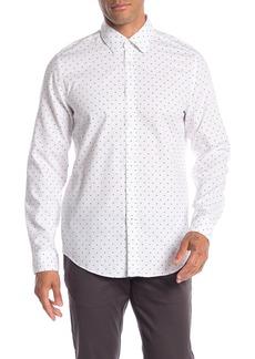 Hugo Boss Lukas Long Sleeve Regular Fit Shirt