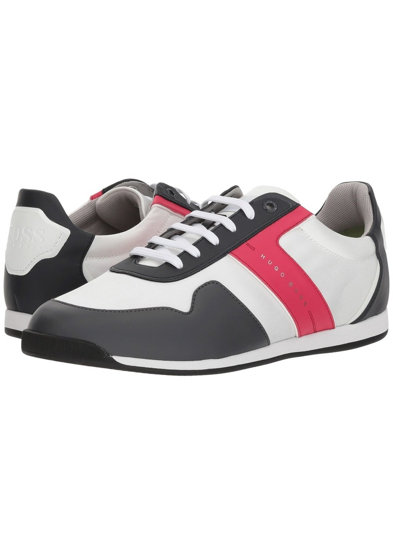 4729c542384 SALE! Hugo Boss Maze Low Profile Sneaker By Boss Green