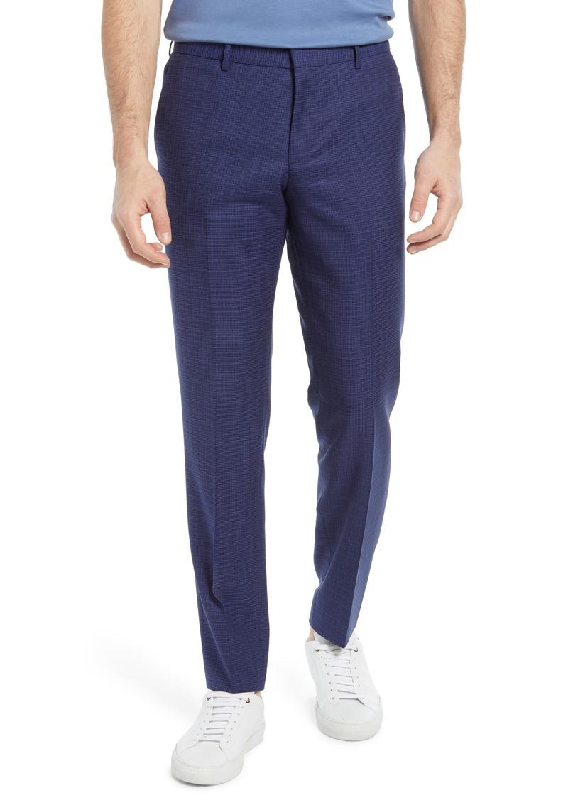 Hugo Boss Men's Boss Ben Solid Wool Dress Pants