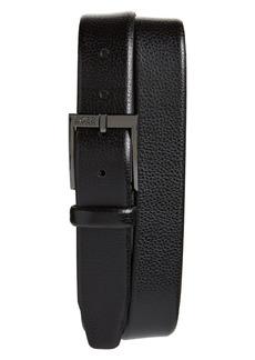 Hugo Boss Men's Boss Elloy Leather Belt