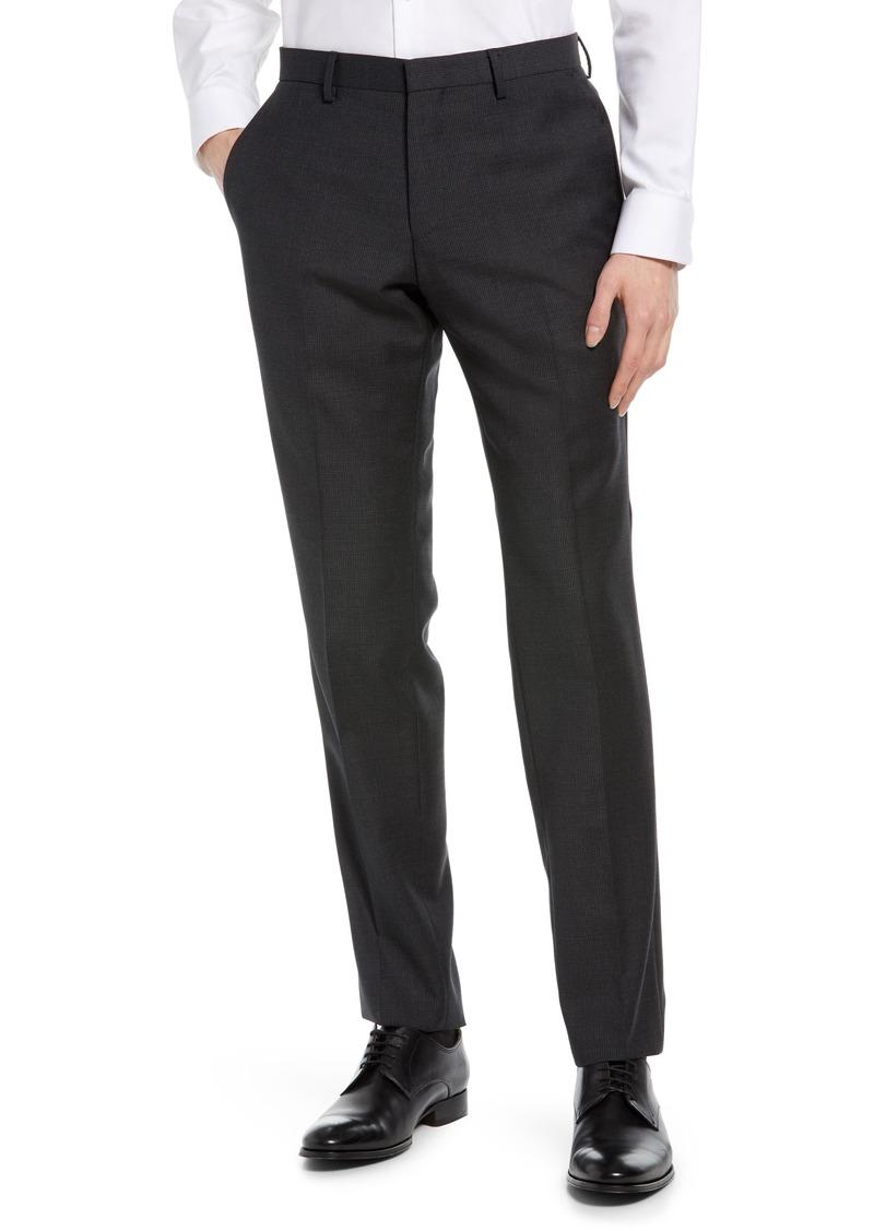 Hugo Boss Men's Boss Genius Slim Fit Wool Dress Pants