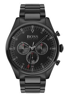 Hugo Boss Men's Boss Pioneer Chronograph Bracelet Watch