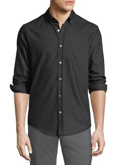 Hugo Boss Men's Cashmere-Blend Sport Shirt