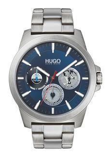 Hugo Boss Men's Hugo Twist Multifunction Bracelet Watch