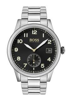 Hugo Boss Men's Legacy Bracelet Watch, 44mm