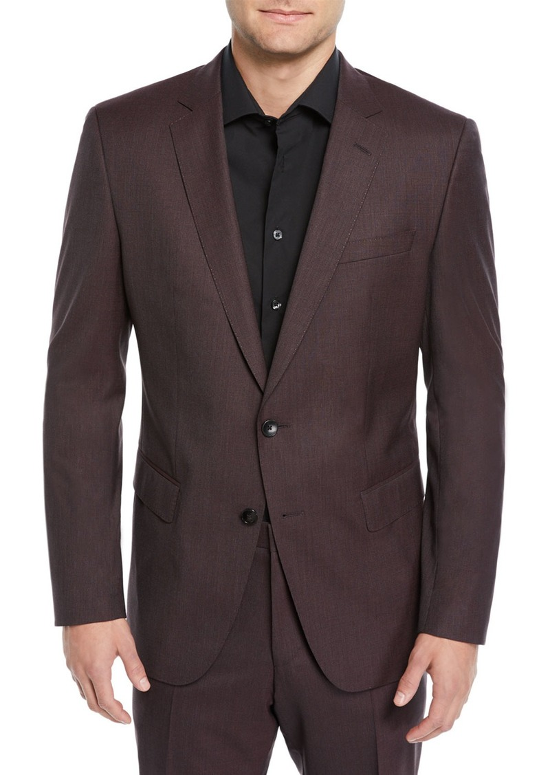 Hugo Boss Men's Micro Stretch Two-Piece Suit