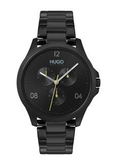 Hugo Boss Men's Risk Casual Core Watch, 42mm