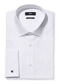 Hugo Boss Men's Slim-Fit Formal Tuxedo Shirt