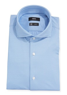 Hugo Boss Men's Slim-Fit Stretch Dress Shirt