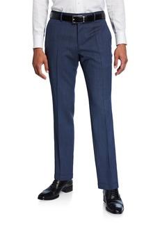 Hugo Boss Men's Slim-Fit Wool Pants